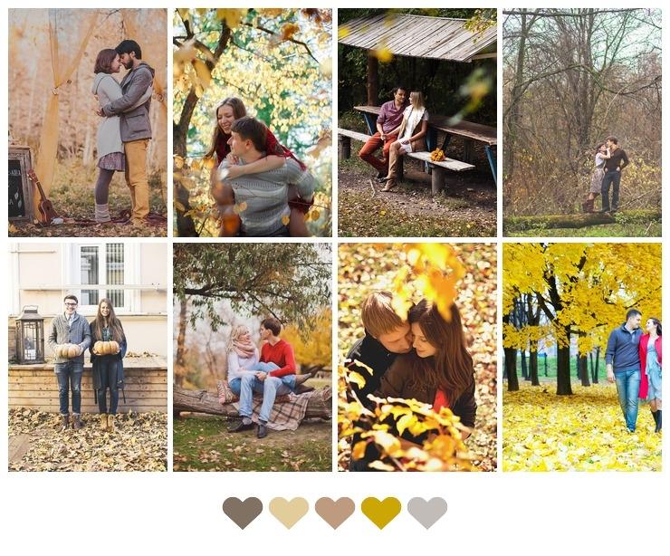 Romantic Autumn Lovestories