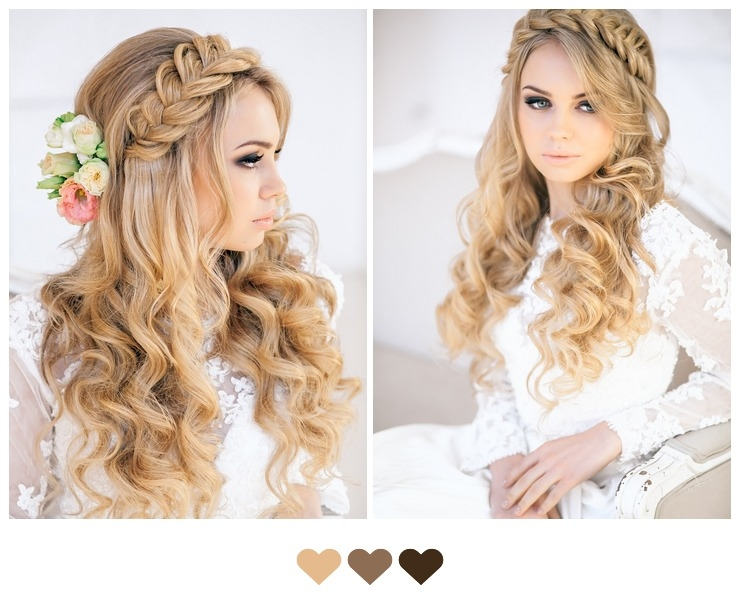 Dress and Hairstyle