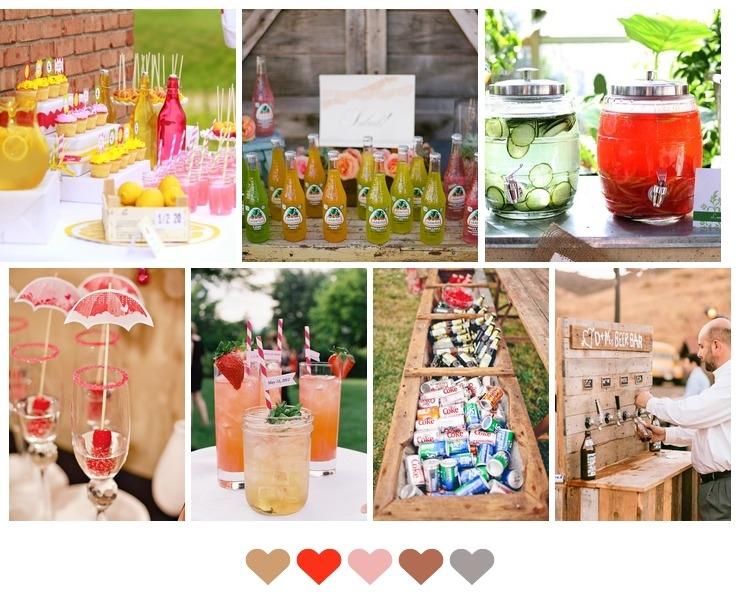 Wedding Coctail Bar
