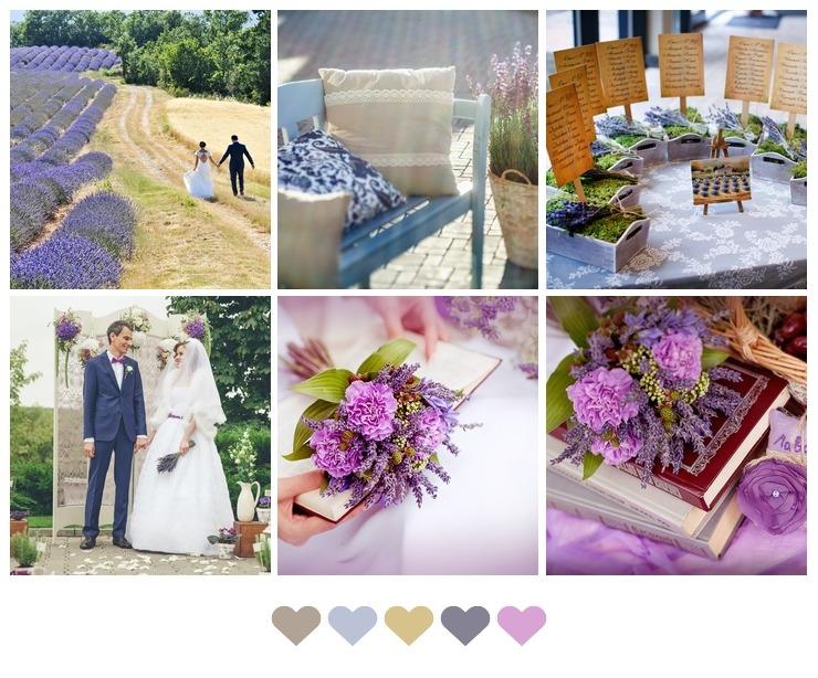 Provence Wedding Style