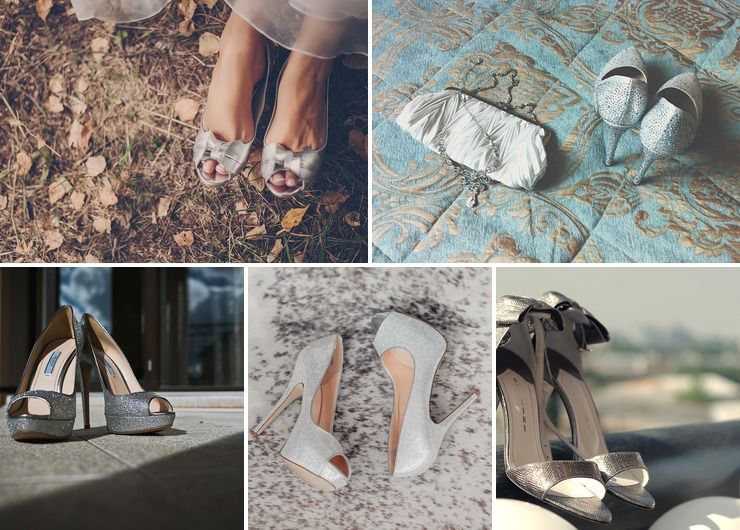 Bridal style Grey