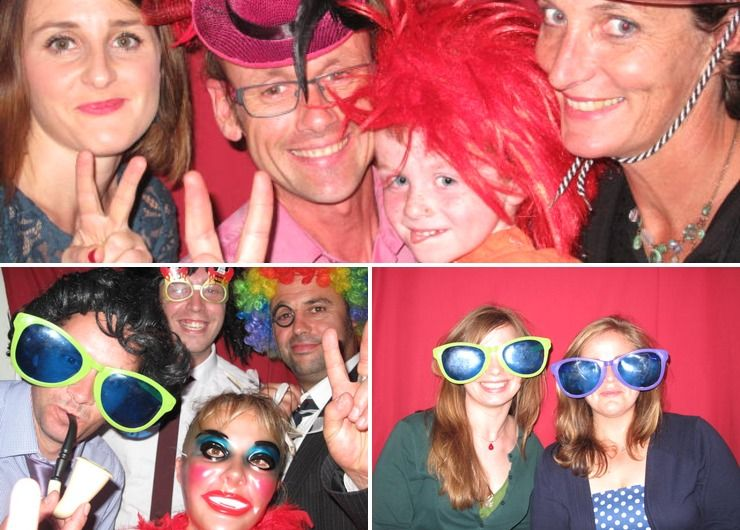 Canny Camera Photo Booth Hire