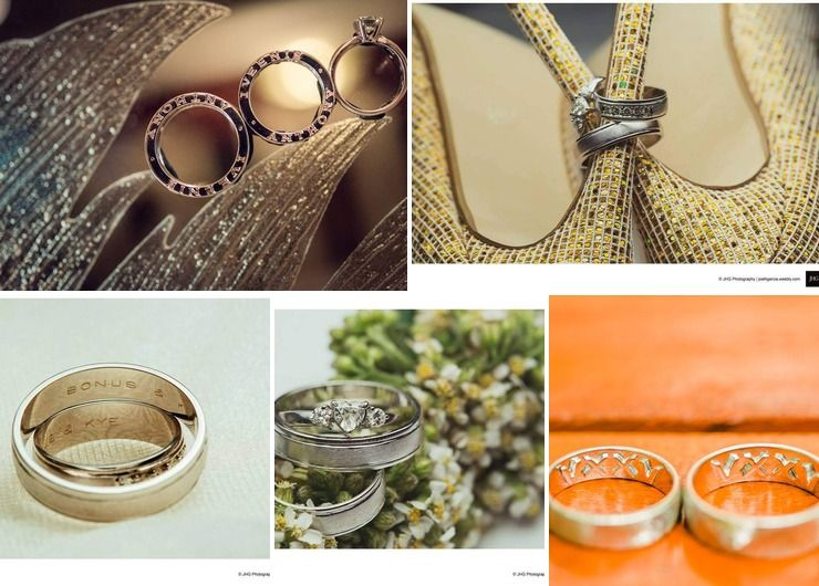 Customized Wedding Rings