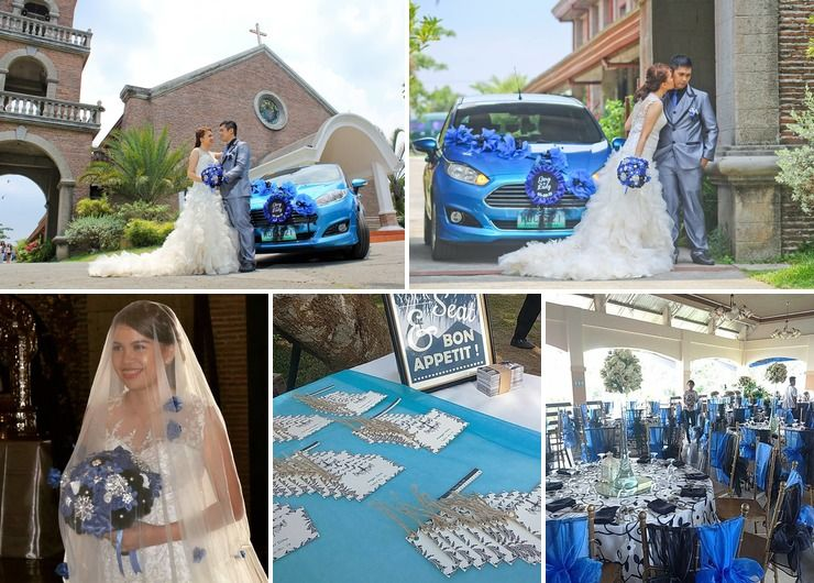 Alegarbes - Nacion | Nuptials Catholic Wedding | 05-09-2015