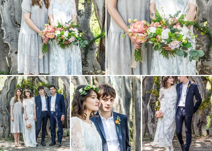 Kaleidotour | Styled Wedding Shoot - photos by Charlotte Hu Photography