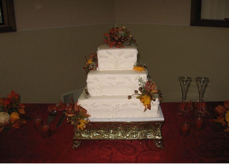 Uniquely Cakes Wheat