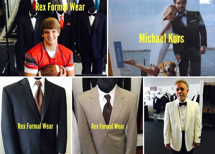 Rex Formal Wear Photo gallery