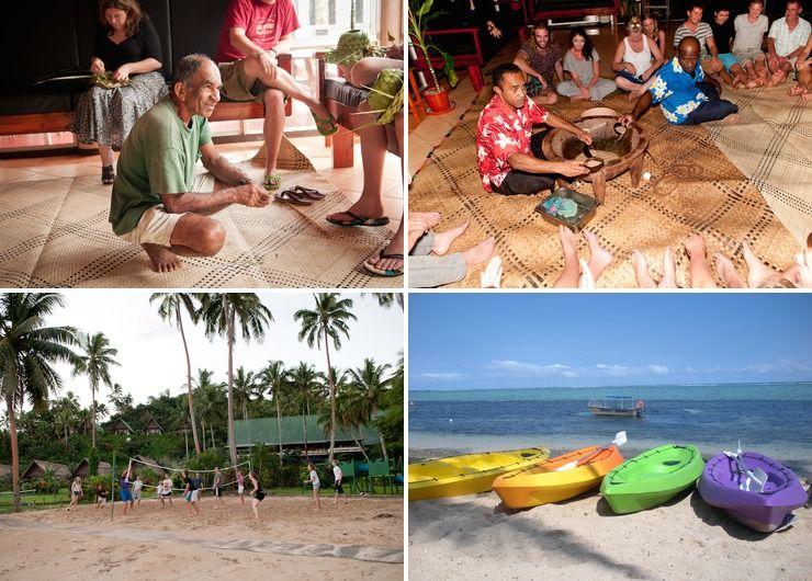 Crusoe's Retreat - Fiji Activities