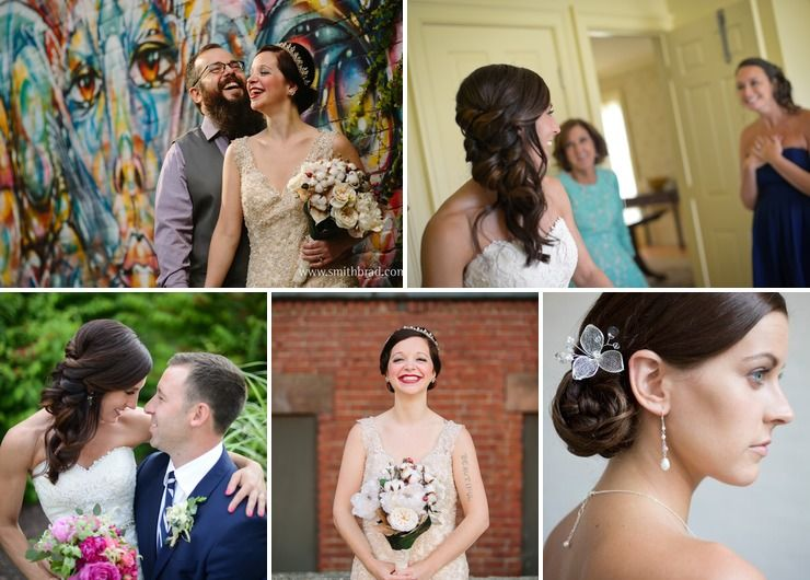 Wedding Hair & Makeup by Serene