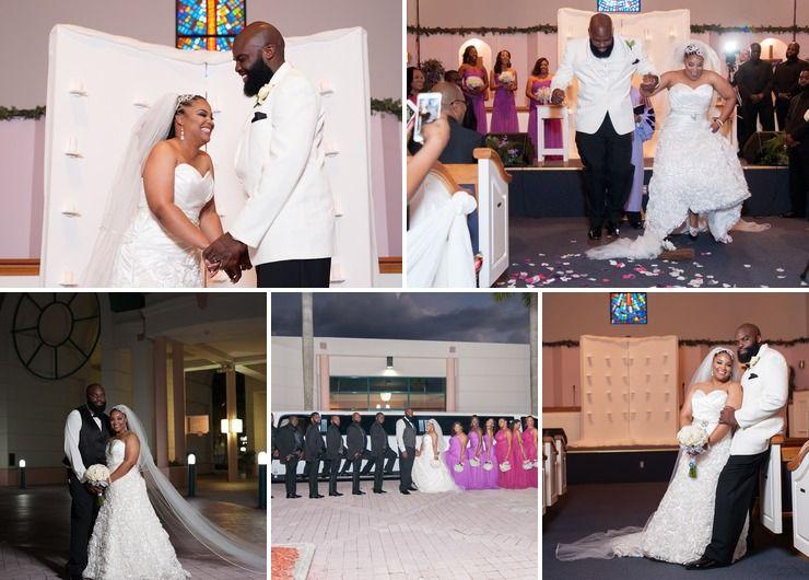 Ashley and Bert Wedding