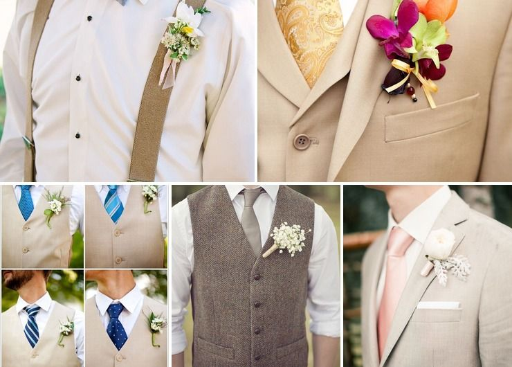 Wedding Inspiration (Tan)