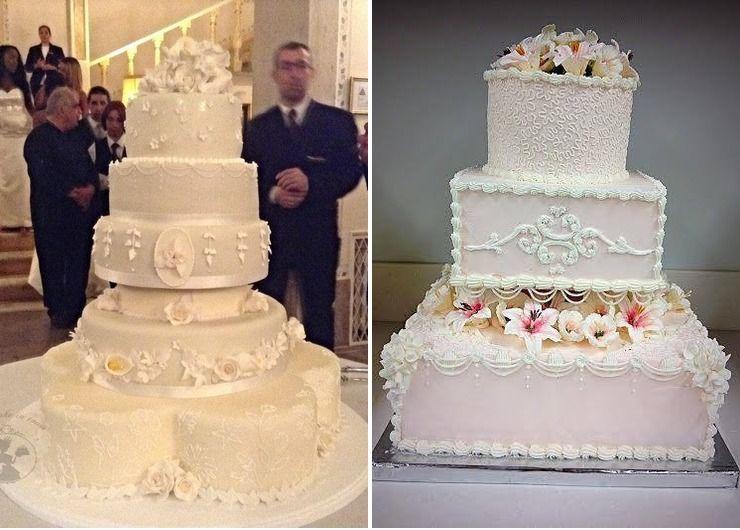 Tradicional Cake Wedding
