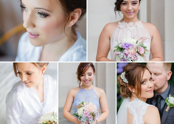 Queenstown Wedding Makeup