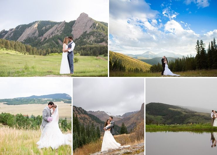Colorado Wedding Photos