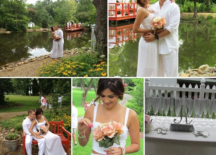 Casual Outdoor Weddings - Virginia USA