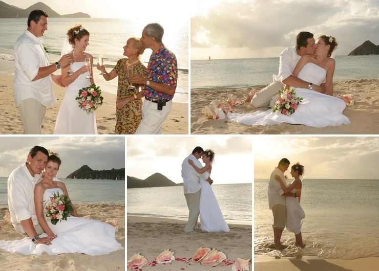 Wedding on the Beach