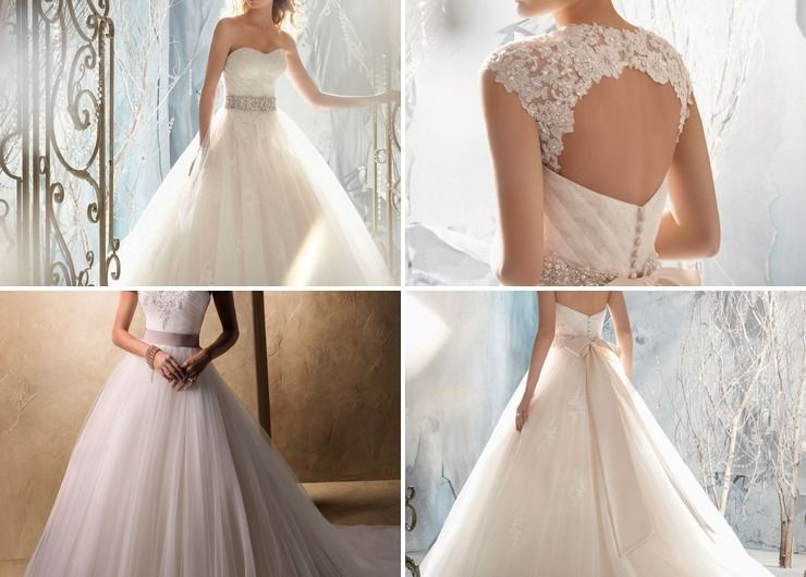 wedding gown options