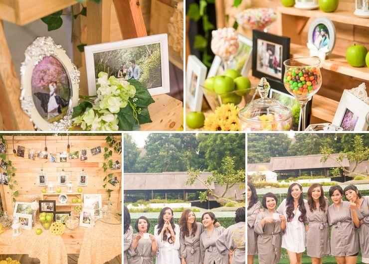 Qi & Mel Wedding