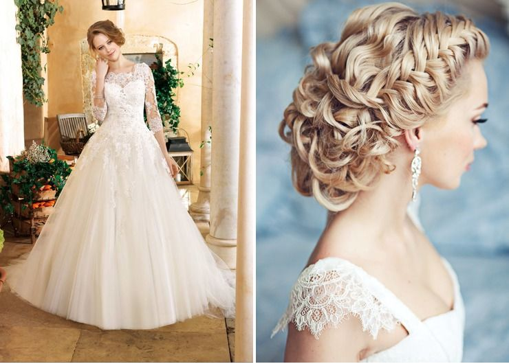 Wedding dresses European
