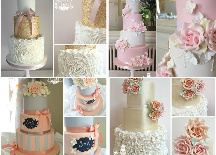 Queen of Cakes Wedding Cakes