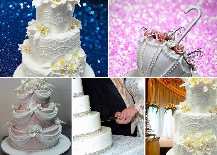 Wedding Cakes by The House of Cakes Dubai