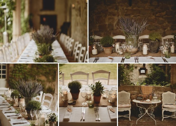 K&P's Destination Wedding in France