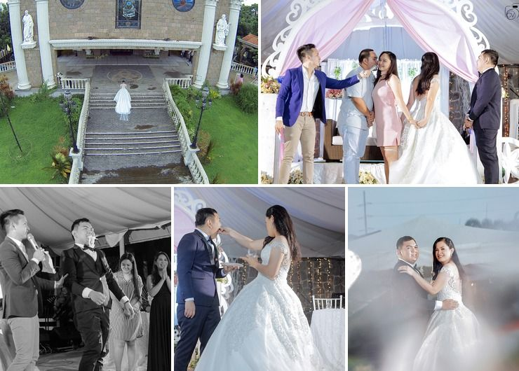 Jervis and Melai Wedding