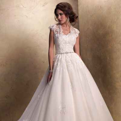 English lace wedding dresses