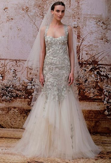 French lace wedding dresses
