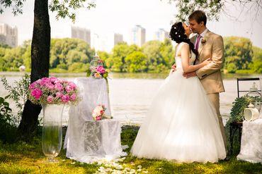 White real weddings