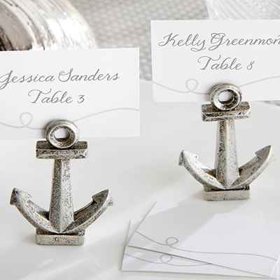 Marine wedding signs