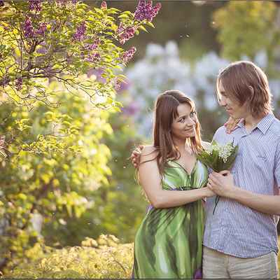 Spring engagement