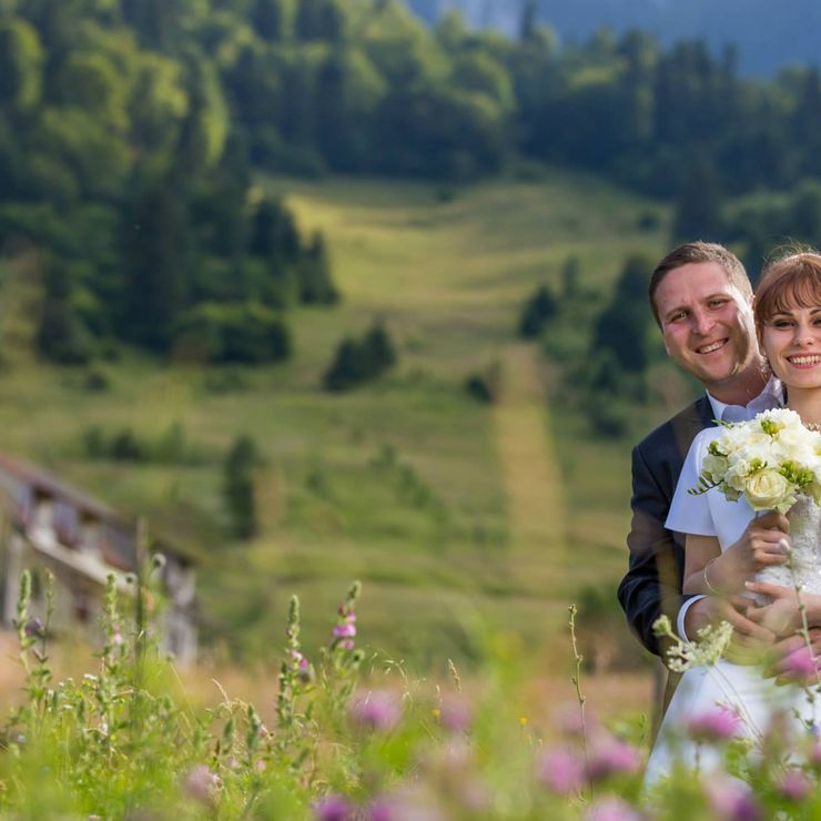Trash the dress Brasov