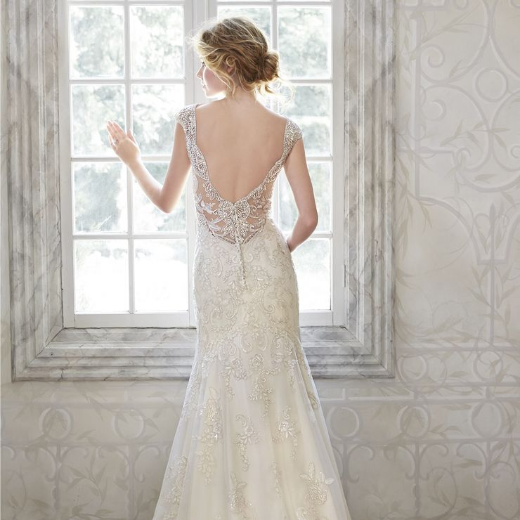 Maggie Sottero Dress.