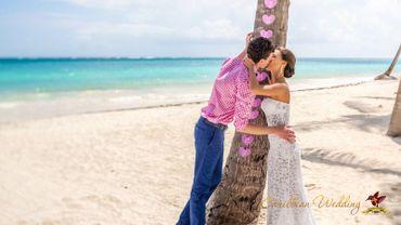 Overseas white lace wedding dresses
