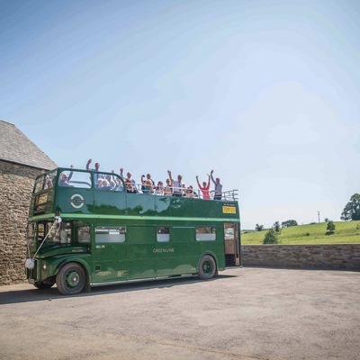 Green wedding transport