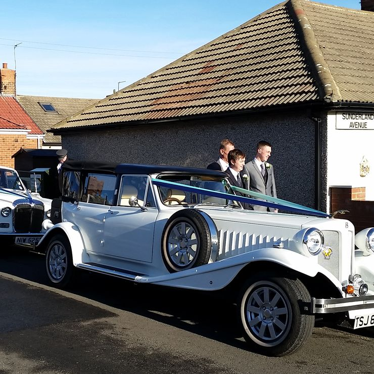 Beauford Tourer Albert