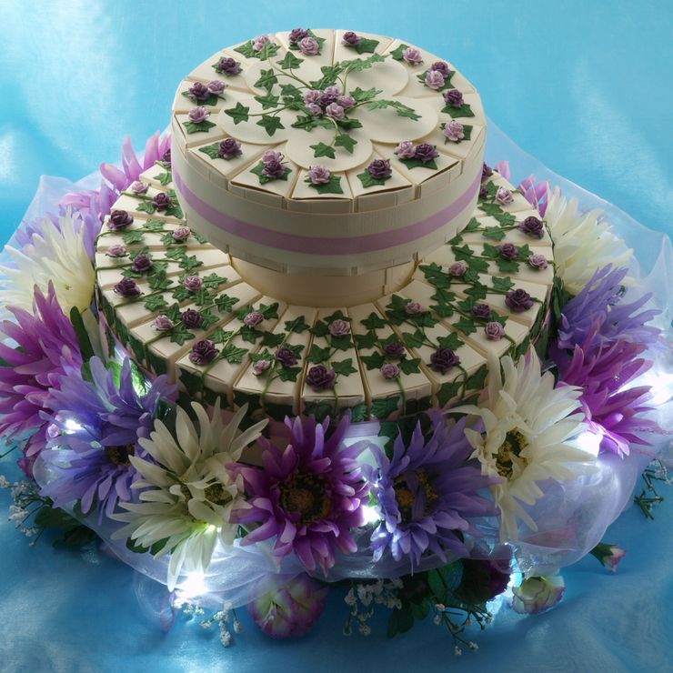 Torta Bombonierra