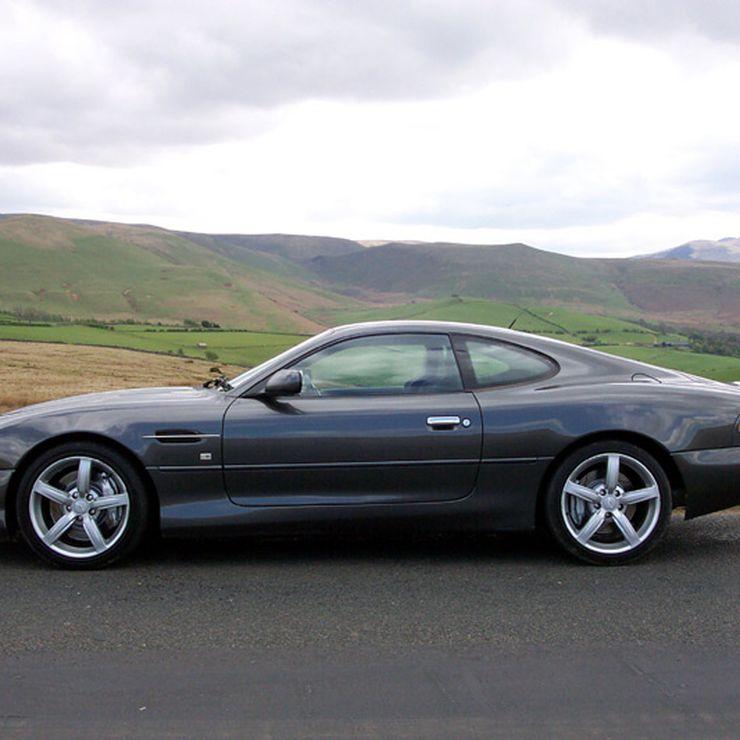 Aston Martin Wedding Car Hire