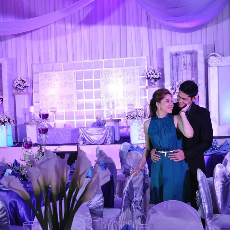 Lopez-Uy Wedding Reception