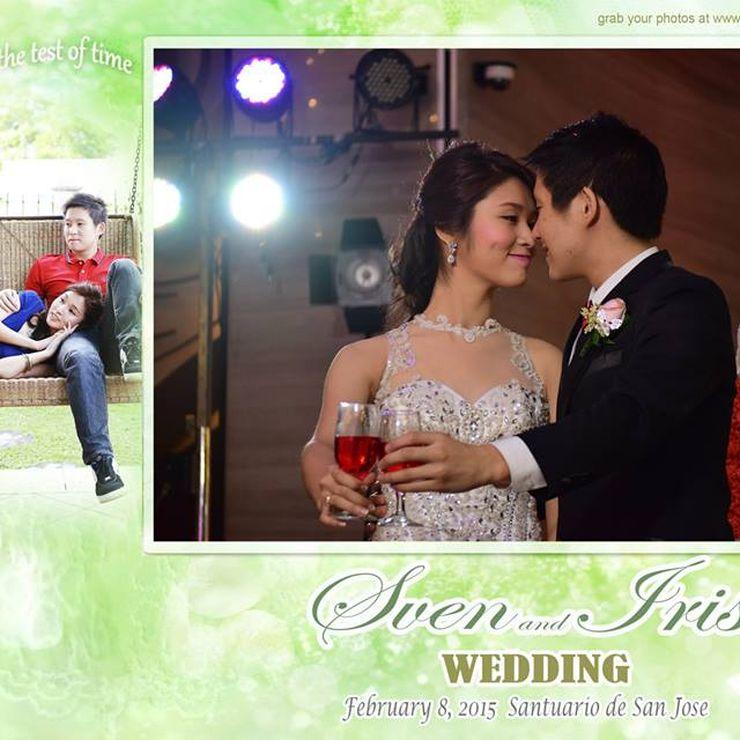 Sven and Iris Wedding