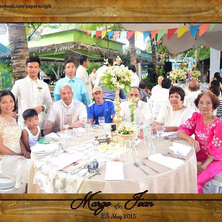 Marjoand Joan Wedding