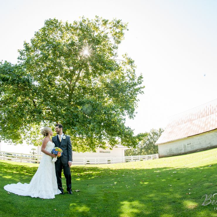 Adam & Megan's August Wedding