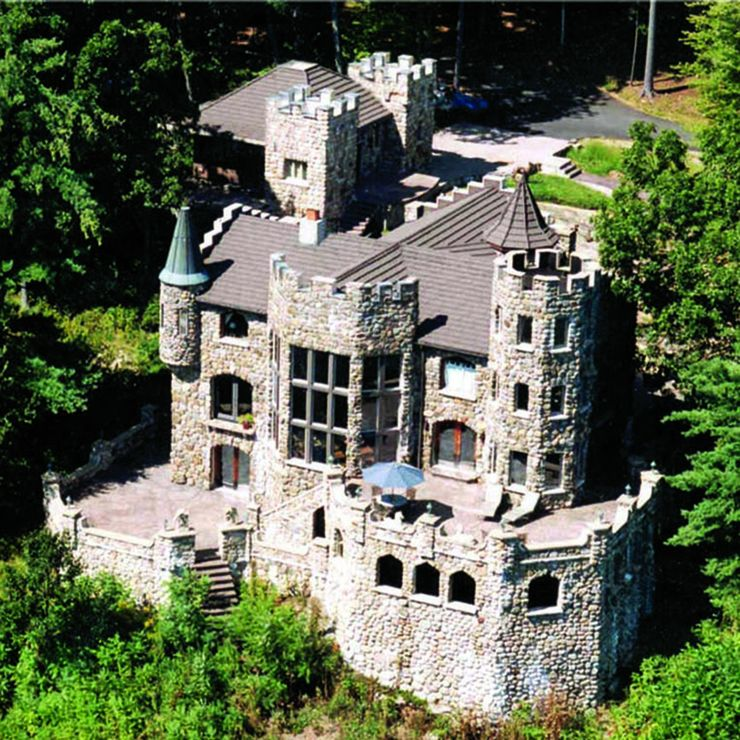 Highlands Castle - overlooking beautiful Lake George, NY