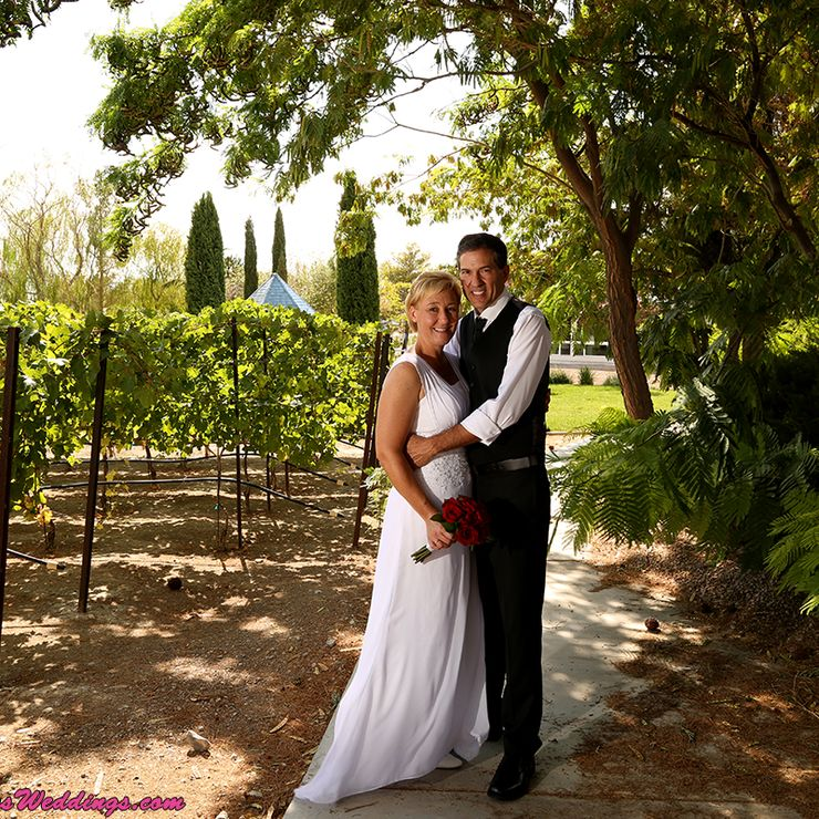Las Vegas Winery Weddings