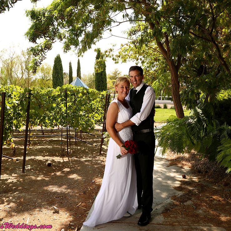Las Vegas Winery Weddings