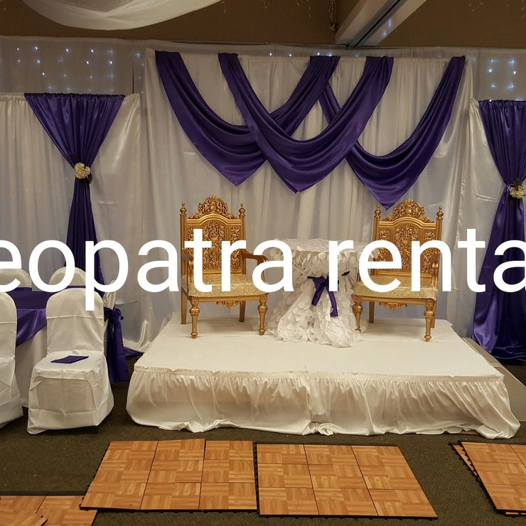 Cleopatra wedding