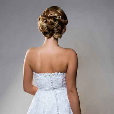White open wedding dresses