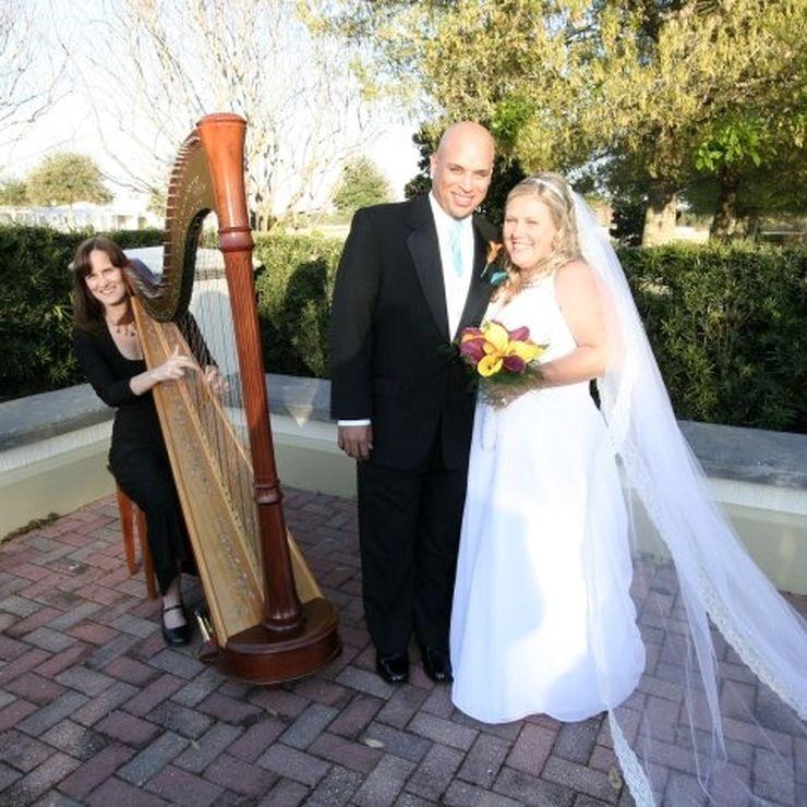 Orlando Harpist