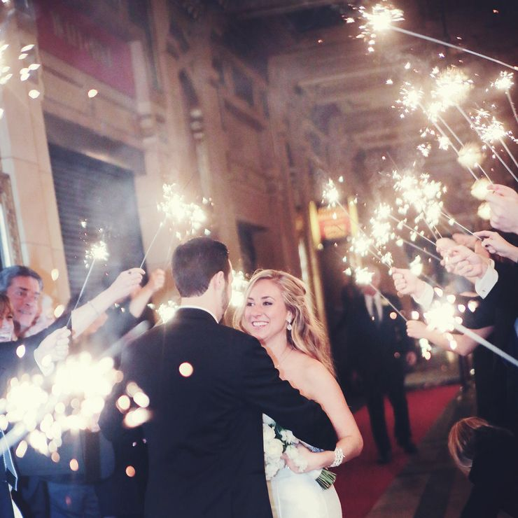 "20"" Wedding Sparklers"